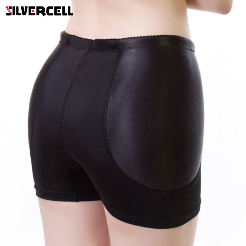 SILVERCELL Sexy Women Lady Padded Butt Hip Enhancer