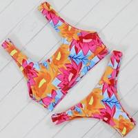 2017 Sexy Bikinis Women Swimsuit Hot Brazilian Bikini Set Push Up Beach Wear Women Bathing Suits