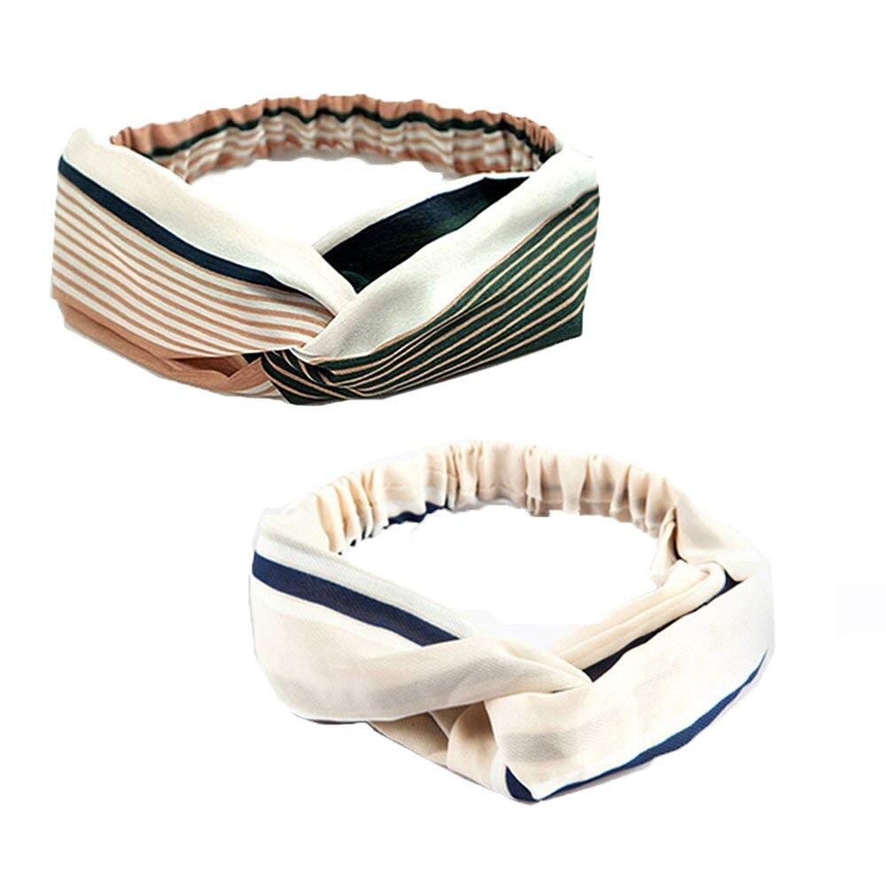 4f94fd7d Srogem de moda 10 piezas mujeres diademas flor diadema amplia accesorios  para el pelo gomas de pelo ...