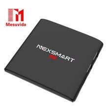 Mesuvida NEXSMART D32 1 Г 8 Г TV Box Smart TV Box четырехъядерный процессор Armcortex A7 Android 5.1 1080 P 4 К 2.4 Г Wi-Fi Set Top Box