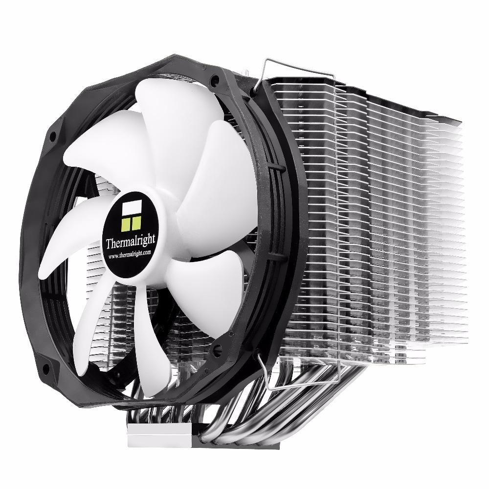 Thermalright Le GRAND MACHO RT ordinateur refroidisseurs AMD Intel dissipateur thermique pour processeur/RadiatorLGA 775 2011 1366 AM3 AM4 FM2 FM1 refroidisseurs/ventilateur