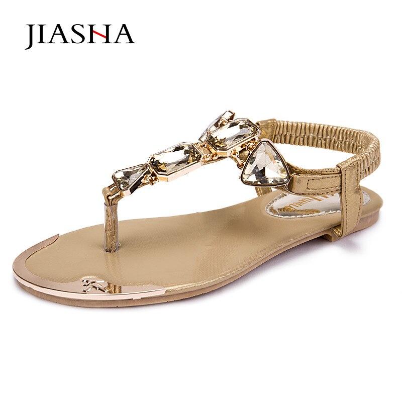 Women Sandals 2017 new fashion Rhinestone shoes woman Sandals ladies shoes women sandals 2016 fashion new flat women sandals rhinestone ladies shoes