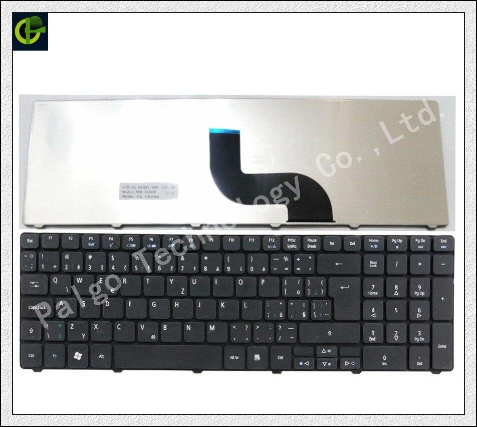 Tchèque Clavier pour Acer TRAVELMATE TM 5742G 5742Z 5742ZG 5744 5744Z CZ fit Slovaquie SK clavier d'ordinateur portable