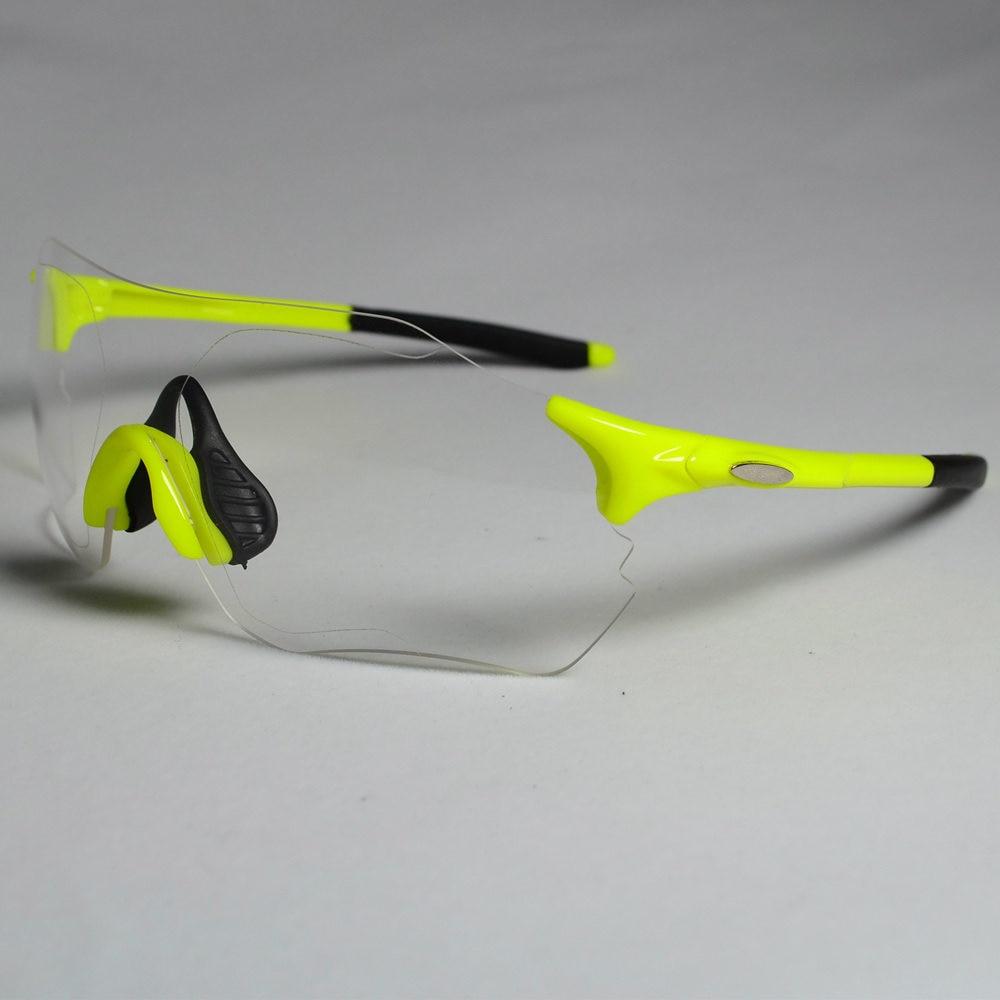3ceae7b14c5 UV400 Photochromic Cycling Sunglasses gafas ciclismo Cycling Glasses MTB  Sports Road Bike Goggles Bicycle Glasses Eyewear-in Cycling Eyewear from  Sports ...
