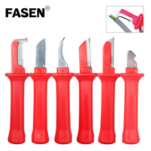 31HS German insulated cable stripping knife Sharp manual Stripping tool for 50mm round