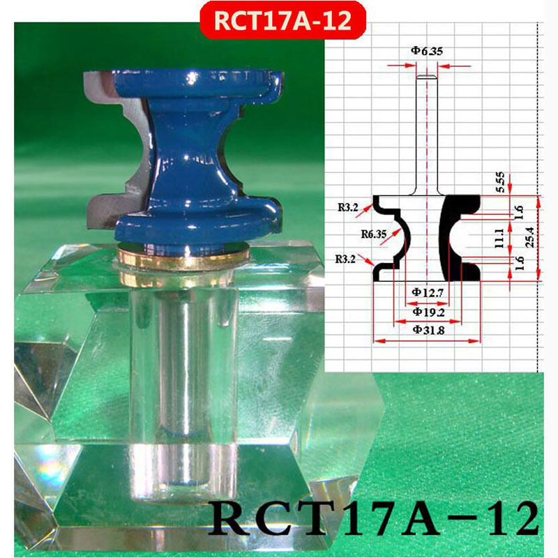 все цены на Industry Quality Carbide Wood Working Line Shape Molding Router Cutter Bits V Groove ( RCT17A-12) онлайн