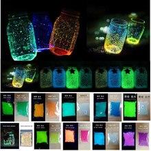 Pixco צילום אבזרי 3 יחידות מסיבת צבעוני DIY ניאון סופר זוהר חול בהיר זוהר חול זוהר בחושך חול