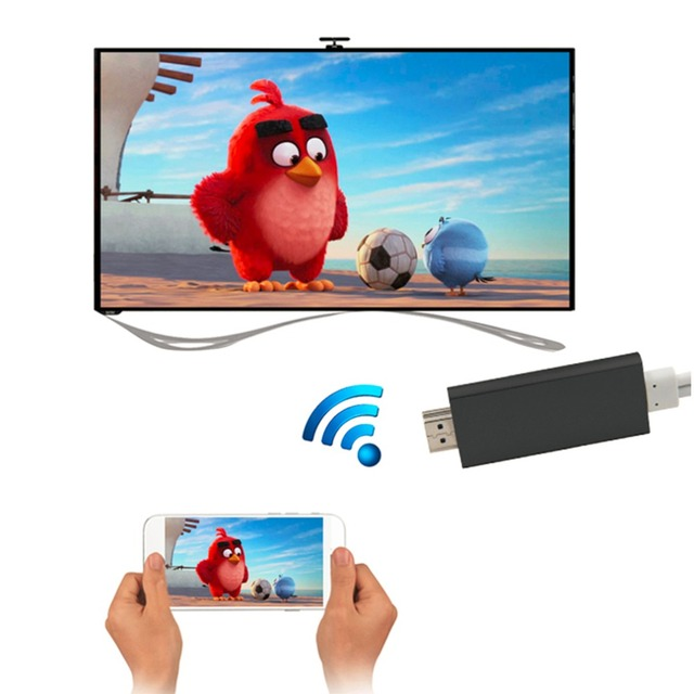 Professional HDMI HDTV TV Adapter USB Cable 1080P Full HD Output Exceptional Resistant Cable For Iphone