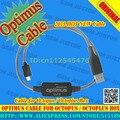 Pulpo caja Octoplus caja para optimus cable para el LG p500, p970, p990, P999 y más modelos de flash, desbloqueo y servicio