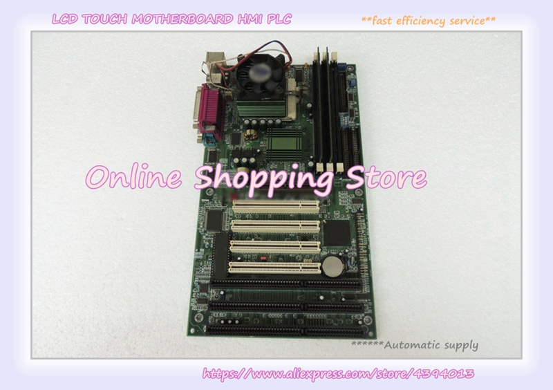 CB6101 industrial motherboard 100% tested perfect quality ga 6vx7 1394 industrial motherboard 100% tested perfect quality