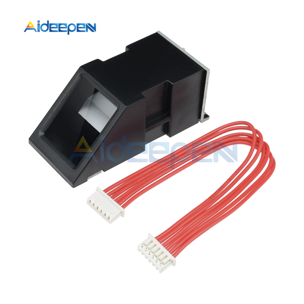 FPM10A Fingerprint Reader Sensor Module Optical Fingerprint Module Serial Communication Interface Fingerprint Module For Arduino