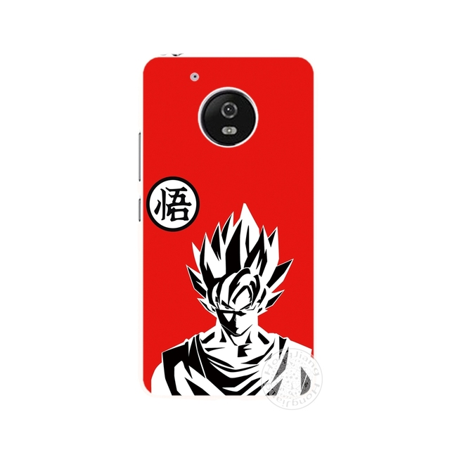Dragon Ball Z Goku Case Cover For Motorola