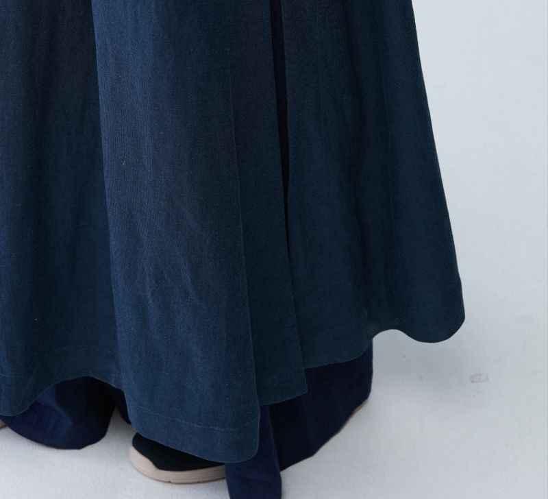 ユニセックスコットン & リネン夏 & 春ブルー禅レイローブ瞑想スーツ僧侶服少林寺カンフースーツ制服
