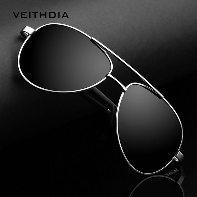 VEITHDIA Men's Polarized Sunglasses 4