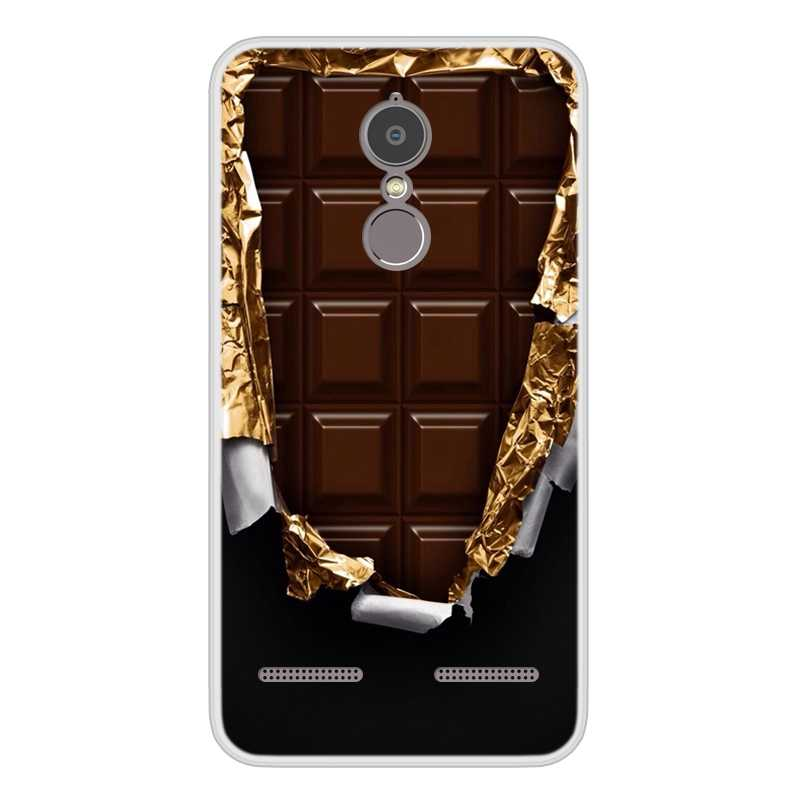 Telefon etui na Lenovo K6 moc miękkiego silikonu TPU fajny wzór malowane dla Lenovo K33A42 przypadku
