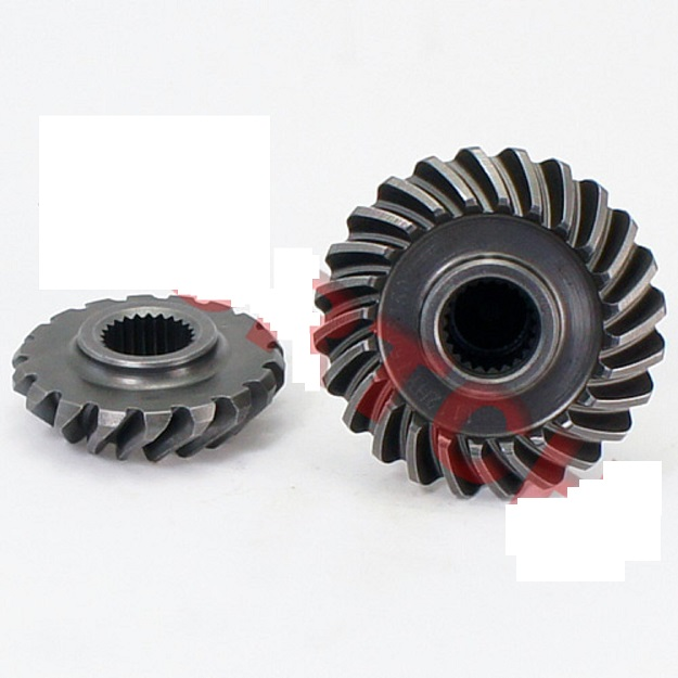все цены на Drive bevel gear suit for  CFMOTO  CF500 /A/2A/CFX5 CF188 Engine, the parts no. is 0180-062106 and 0180-062206 онлайн