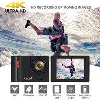 Распродажа Ультра HD 4 k Экшн камера Cam 170 портативная мини камера Дистанционное управление DVR DV go Водонепроницаемая pro камера