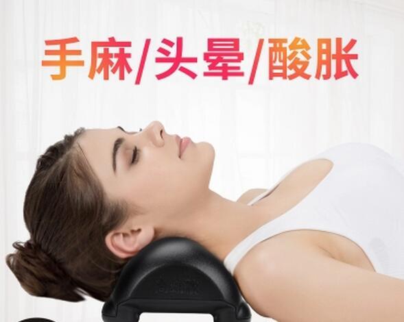 Tração Da Coluna de massagem coluna Cervical reparo travesseiro Correção da curvatura fisiológica do agregado familiar frete grátis