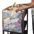 Cama de bebê Pendurado Saco de Armazenamento De malha Recém-nascidos Berço Brinquedo Organizador Fralda de Bolso para Berço Cama Set Acessórios