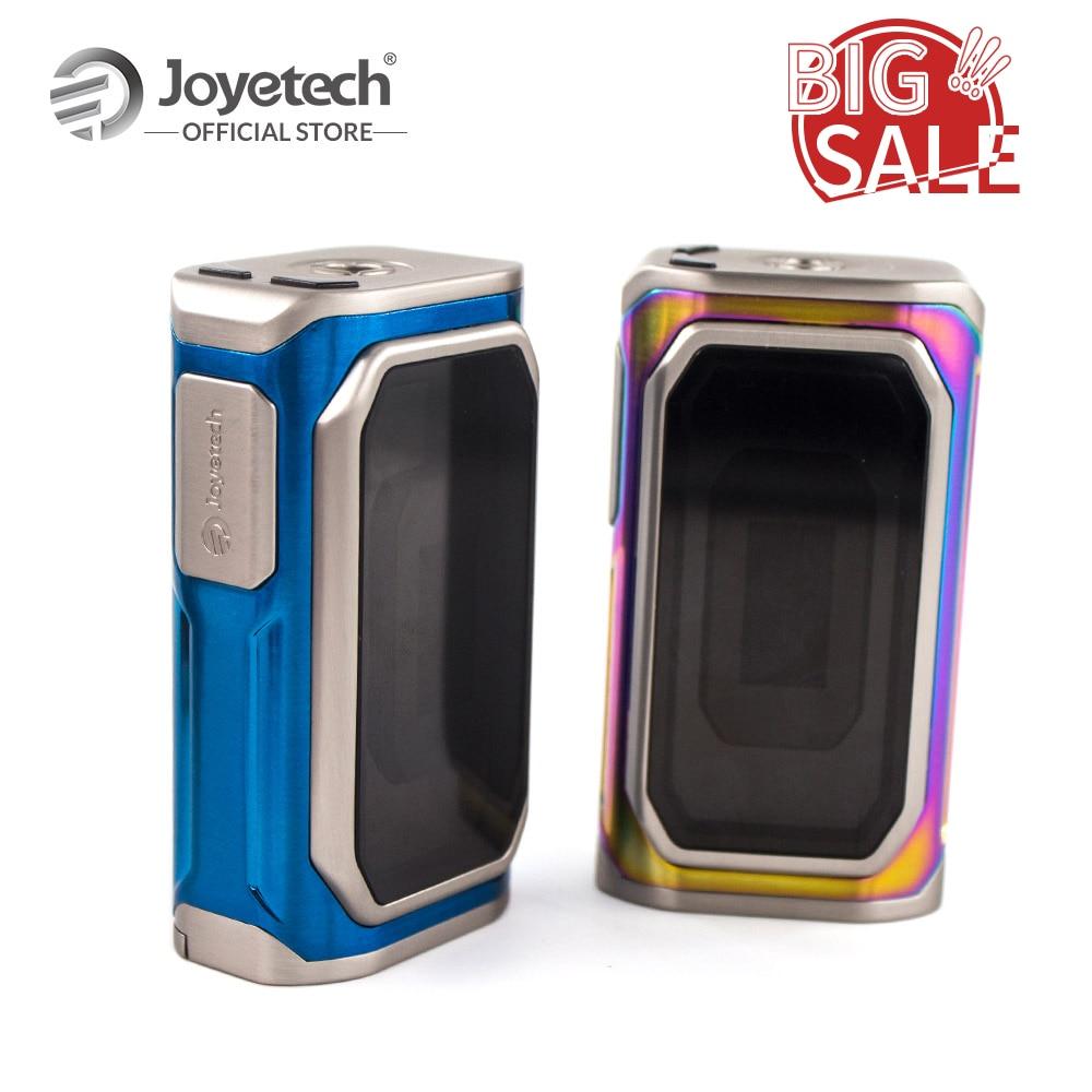Sale Original Joyetech ESPION Infinite AI Box Mod Output 200W Wattage 0 96 inch Screen By