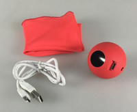 Electric Silk To Ball Quick Speed (White/Red Available) Magic Tricks Stage Vanishing Accessories Comedy Illusions Mentalism