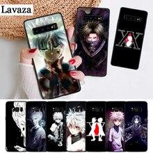 Lavaza Hunter X Anime Coque Silicone Case for Samsung S6 Edge S7 S8 Plus S9 S10 S10e Note 8 9 10 M10 M20 M30 M40
