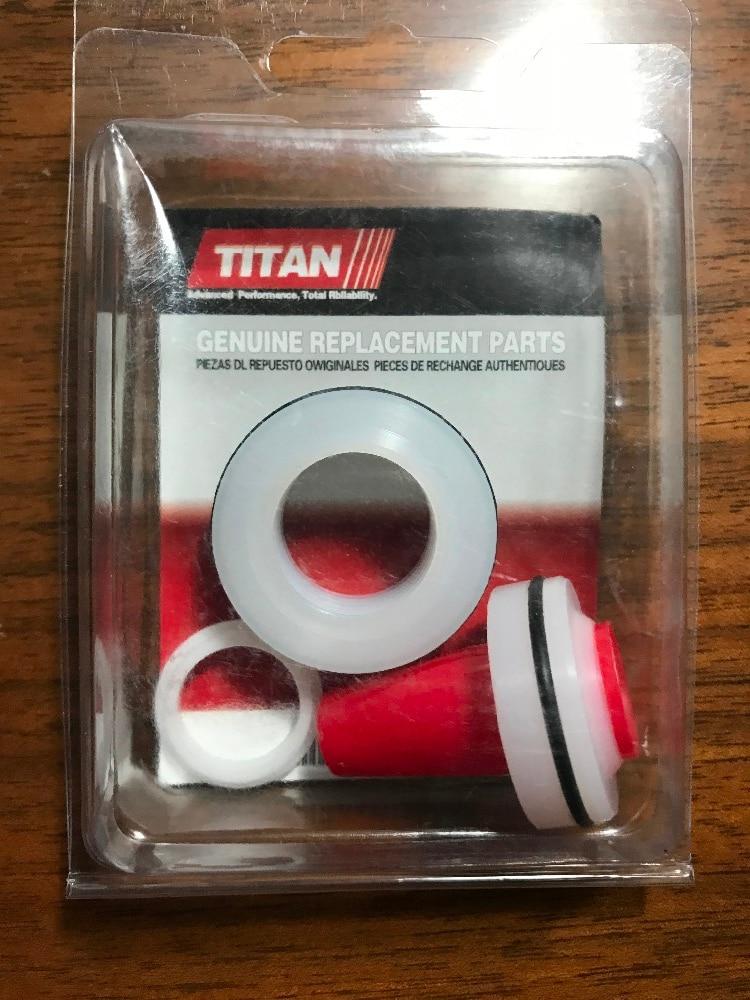 Aftermarket titan 440 Seal Kit, Upper Seal Lower Seal, for Titan paint sprayer 450e 540 640 Impact popupshop popupshop seal 28437019
