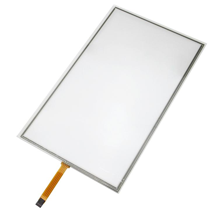 5pcs/Lot Widescreen 15.6 Resistive Industry Touch Screen Sensor PC Tablet Panel Digitizer 364*216mm zhiyusun new touch screen 364mm 216mm 15 6inch glass 364 216 for table and computer commercial use
