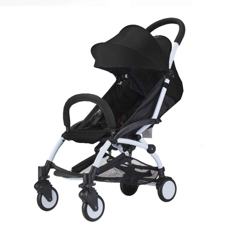 In Stock 100% Original Travel Baby Stroller Umbrella Wagon Portable Folding Baby Stroller Lightweight Pram With 6 <font><b>Accessory</b></font>