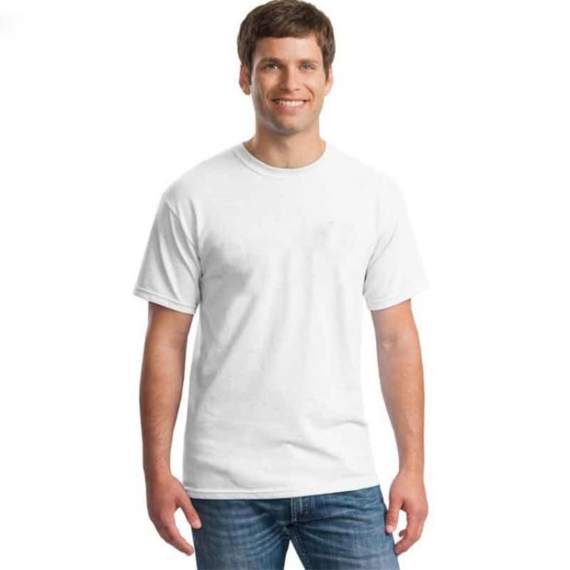 Fashion Solid color T Shirt Men women Black And White 100% cotton T-shirts Summer Skateboard Tee Boy Skate T- shirt Tops