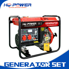3000 watt all in one diesel generator from chinese famous manufacturer