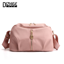 DIZHIGE Brand Waterproof Nylon Women Bag High Quality Crossbody Bag For Women Multi-pocket Zipper Messenger Bag Shoulder Bag New