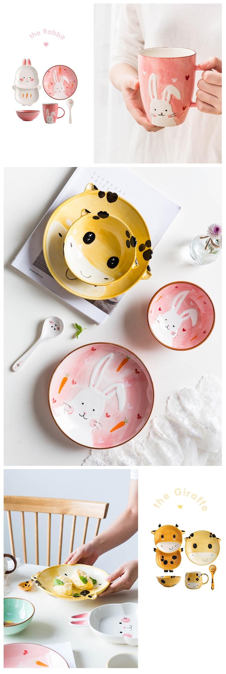 tigela caneca louça cerâmica porcelana bebê crianças