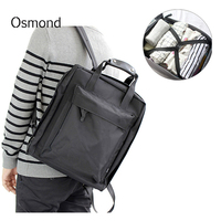 Osmond Waterproof Nylon Packing Cubes Storage Orgainzers Travel Tote Large Capacity Suitcases Package Pack Traveling Accessories