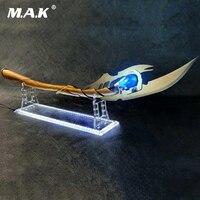 1/1 Rocky Hand Wand Shake Hiddleston Loki Avengers Alliance 3 Infinity War Gem Cos Metal Alloy Model