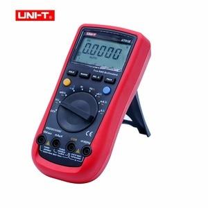Image 2 - UNI T UT61A UT61B UT61C UT61E Digital multimeter true RMS RS232 interface MULTIMETER Auto range with LCD backlight display