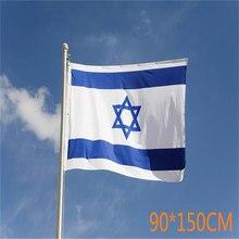 Frete Grátis 150*90 cm Banneru US100 % Poliéster Banner Padrão Estrela UV Anti-Fade Double-sided botão de impressão Da Bandeira DOS EUA