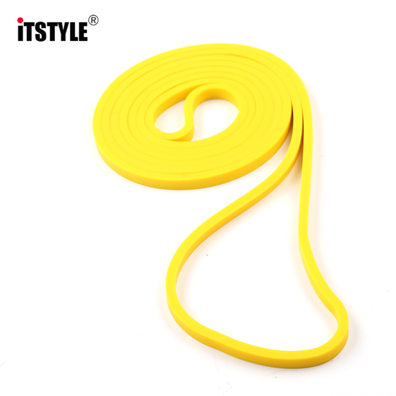 Resistance Bands 208CM Natural Latex Rally Fitness Body Building 41