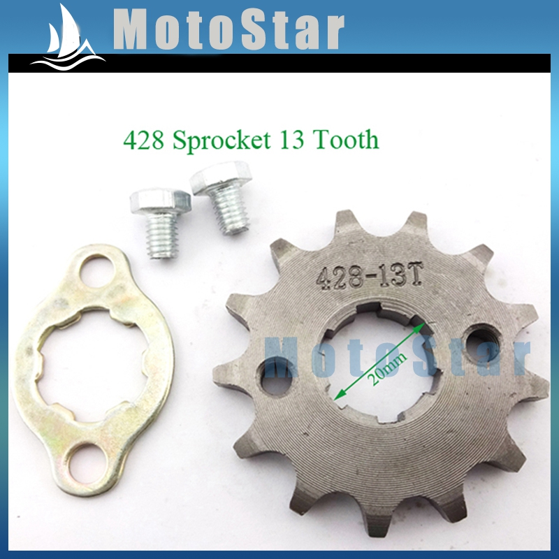 Back To Search Resultsautomobiles & Motorcycles Beautiful Atvs Atv Utv Parts Go Kart Karting Quad 4x4 110cc 150cc Front Sprocket Sprockets Inner Hole 25mm 24t Outside 23t For 428 Chain And To Have A Long Life. Atv Parts & Accessories