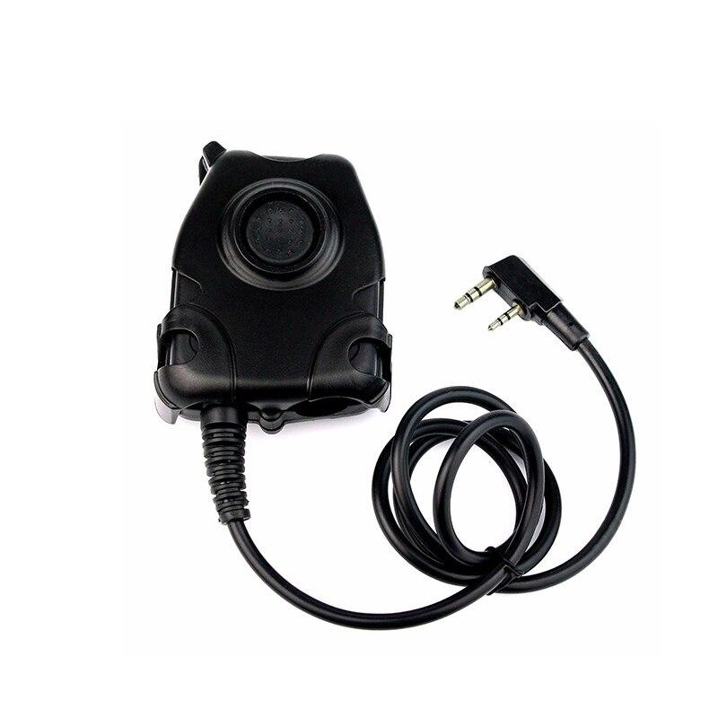 bilder für Xqf element/z-taktische peltor stil headset ptt für kenwood baofeng uv-82 uv-5r v2 + plus gt-3 bf-f8hp px-888k zweiwegradio