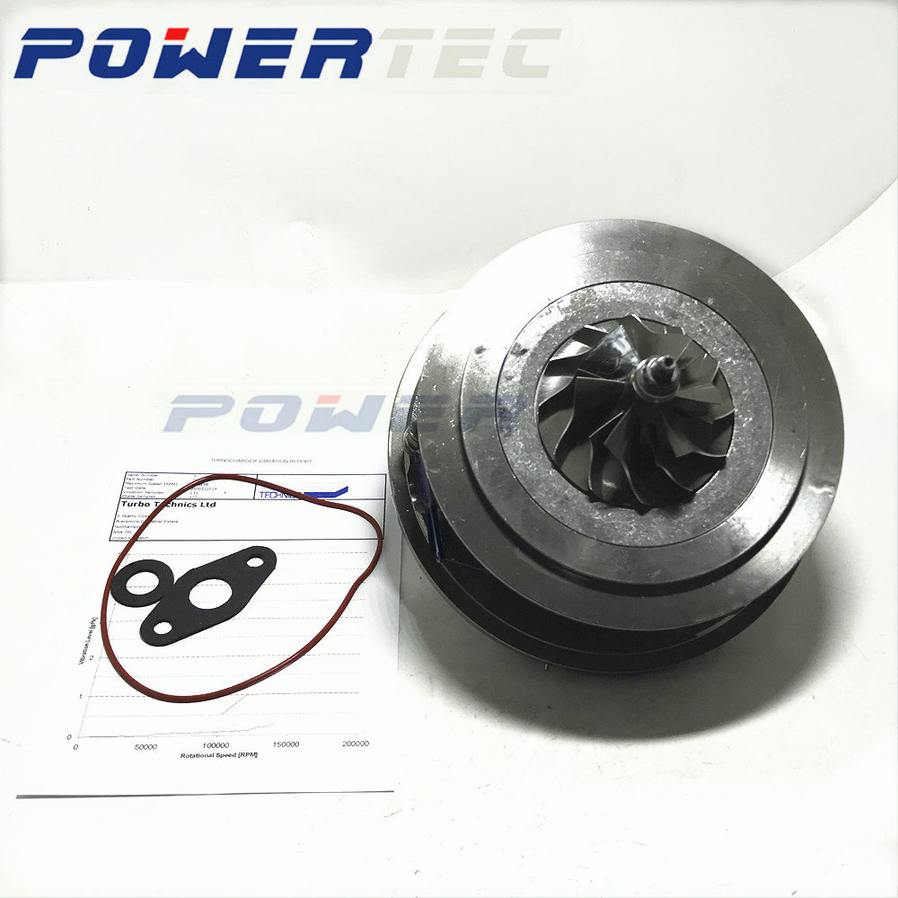 Balanced turbo CHRA <font><b>GTB2056V</b></font> turbocharger cartridge core 762060 312930297 for Volvo C30 C70 S40 S60 S80 XC90 2.4 D5 I5D 2006- image