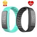 2017 nueva iwown i6 hr pulsómetro inteligente pulsera banda con rastreador de fitness deporte pulsera smartband pk xiaomi mi banda 2