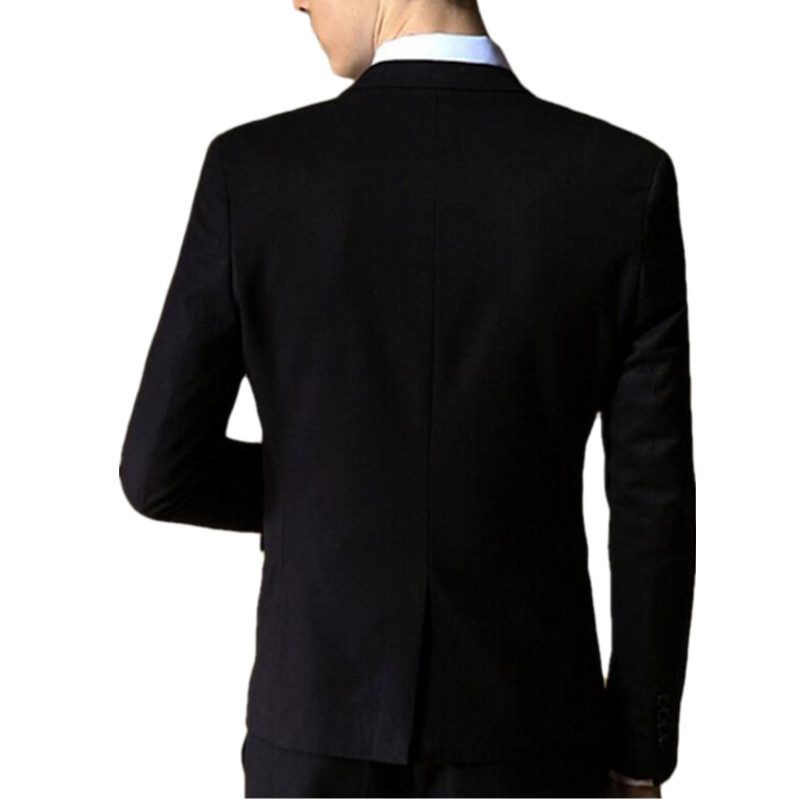Hommes 4 Plus Costume Marié Gntleman Meilleur Pantalon D'affaires Mariage Populaire Homme De Costumes Gilet Classiques CravateNoir Pièceveste Ibf7gv6mYy
