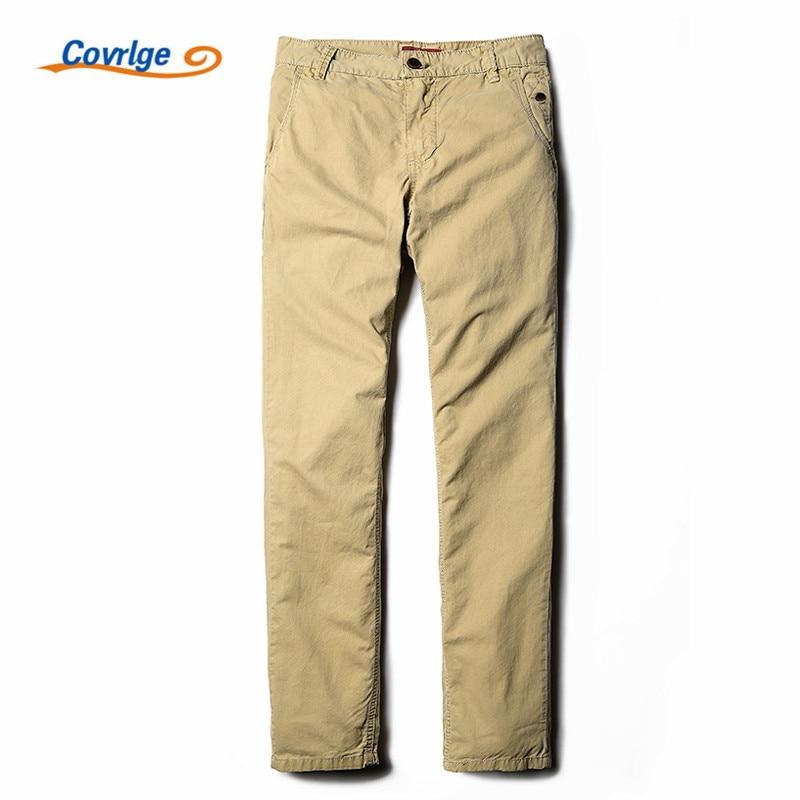 Covrlge панталони мъже Militar мъжки панталони 100% памук марка-облекло хаки гащеризони за мъже мъжки панталони за товари