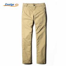 Covrlge Pants Men Militar Men's Sweatpants 100% Cotton Brand-Clothing Khaki Overalls for Men Male Cargo Trousers Pants MKX011