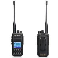 vhf uhf RETEVIS RT3S DMR Digital Radio מכשיר הקשר (GPS) 5W VHF UHF Dual Band DMR רדיו משדר Ham Radio אמאדור + תוכנית טלוויזיה (2)