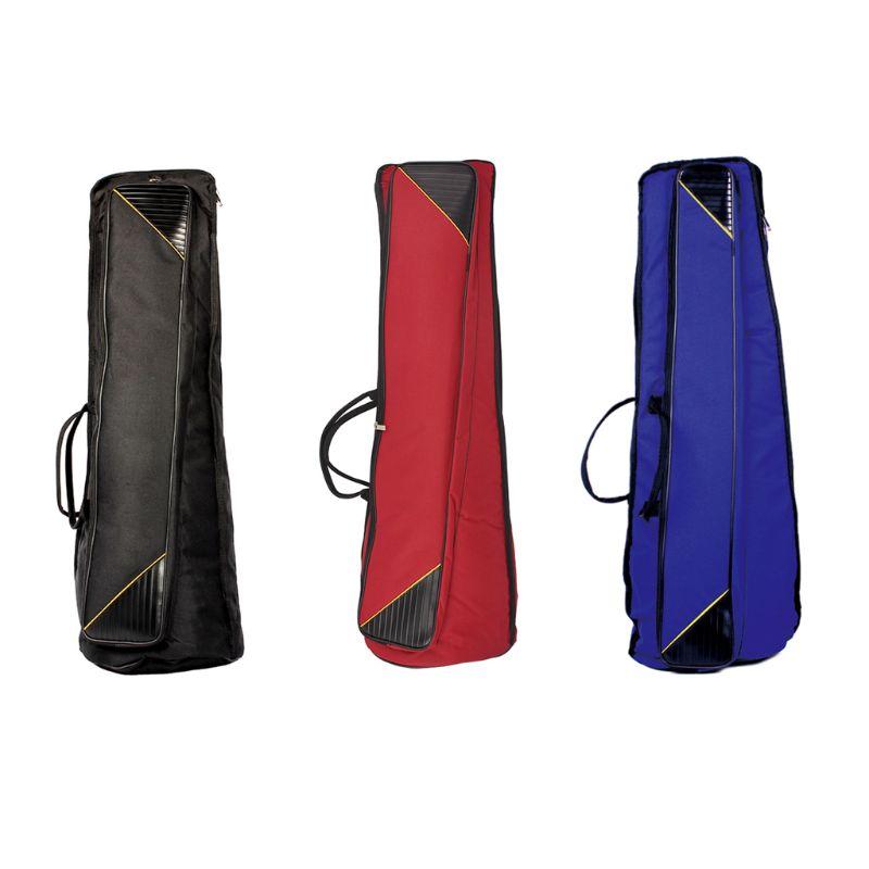 1PC Professional Portable Durable Alto Tenor Trombone Bags Adjustable Shoulder Cases Musical Instrument Case Accessory