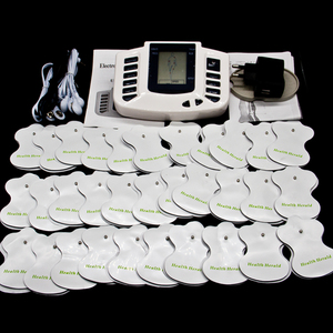 Image 4 - Full Body Electric Stimulator Muscle Relax Device Therapy Acupuncture Pulse Tens Massager With 32Pads