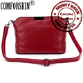 Luxury  New Brand Cowhide Leather European American Feminina Messenger Bags Designer Single Strap Women Flap Bags On Sale