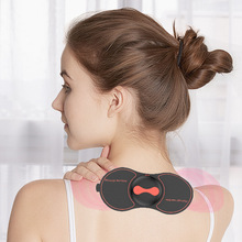 Portable Full Body Massage Sticker Electric Pulse Muscle Pain Relief Relax Stimulation TENS Acupuncture Therapy Massager